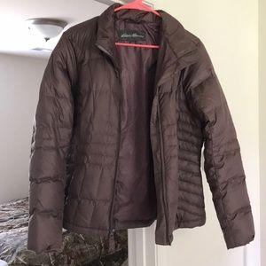 Eddie Bauer Ladies puffy winter jacket